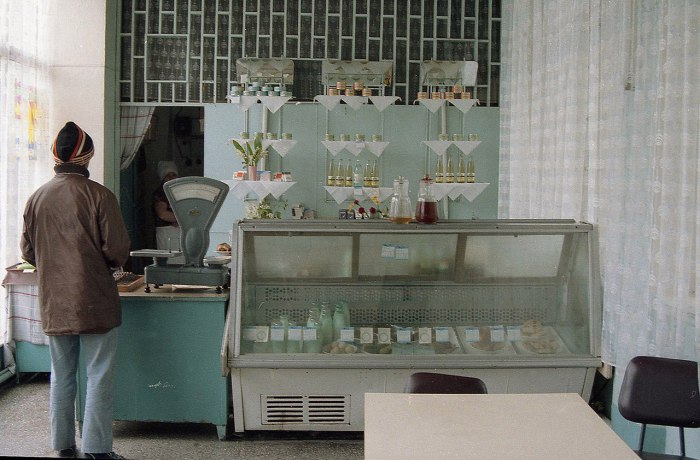 Ретро фотографии Москвы и москвичей в 1989 году.