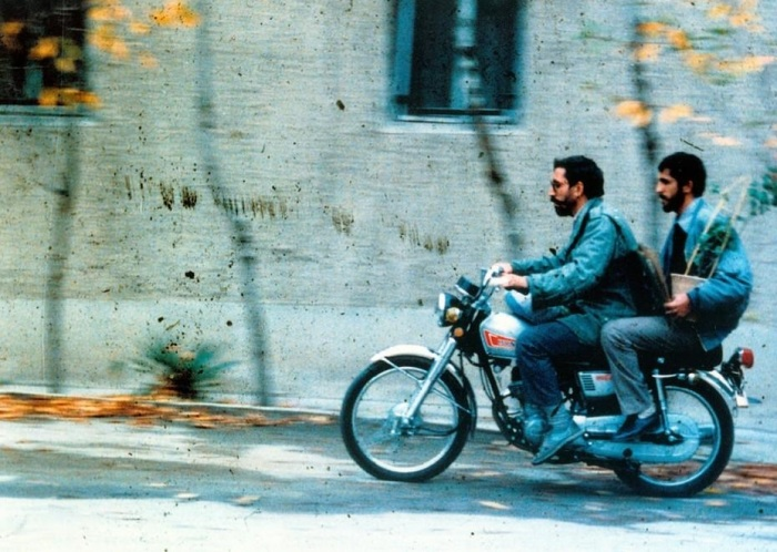 Кадр из фильма «Крупный план», 1990 год.