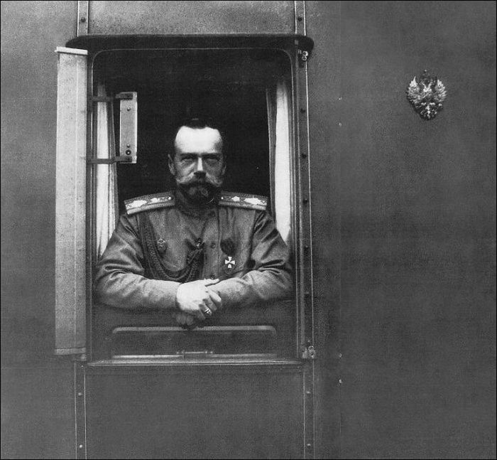 Император Всероссийский, Царь Польский и Великий Князь Финляндский. Россия, 1916 год.