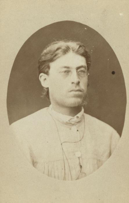 Писатель из Одессы Николай Алексеевич Виташевский.