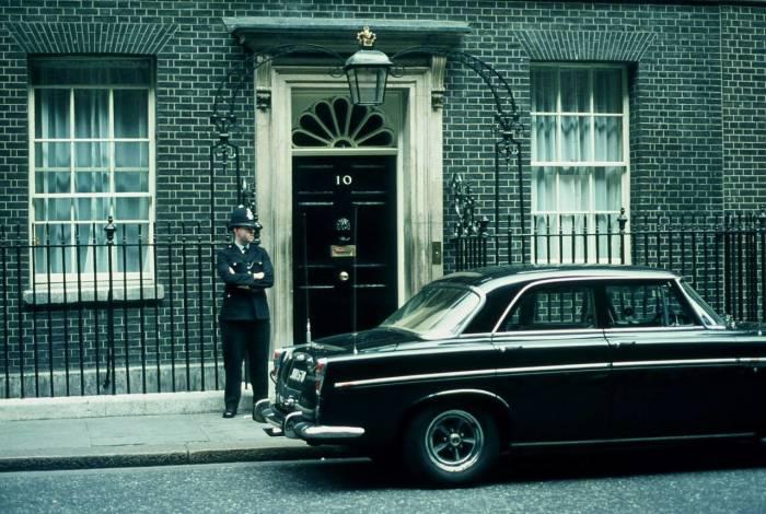 Полиция, ответственная за обеспечение общественного порядка на территории Большого Лондона.
