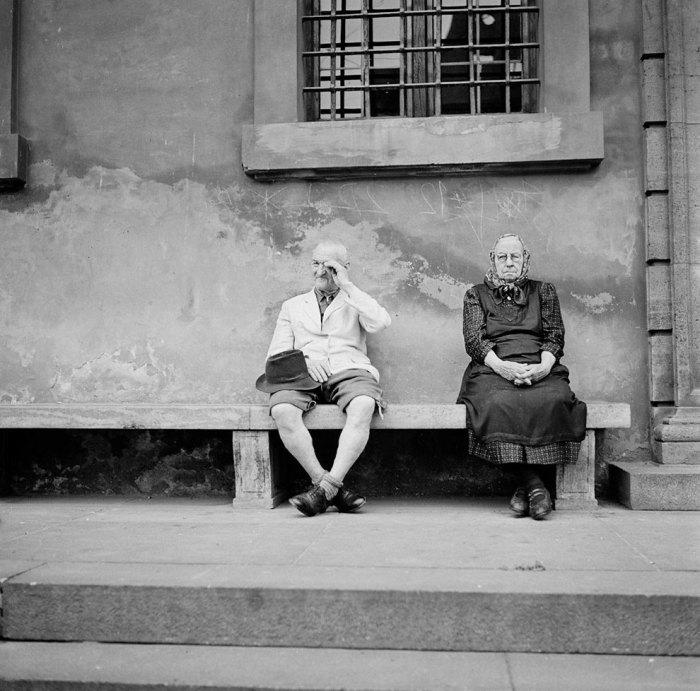 Эти безжалостные годы... Германия, 1956 год.