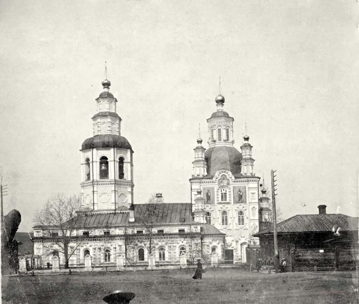 Свято-Покровский кафедральный собор.