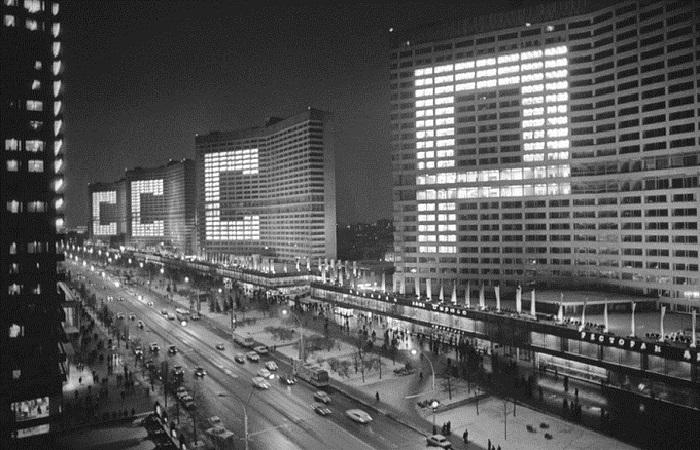 15 фотографий разных лет из СССР.