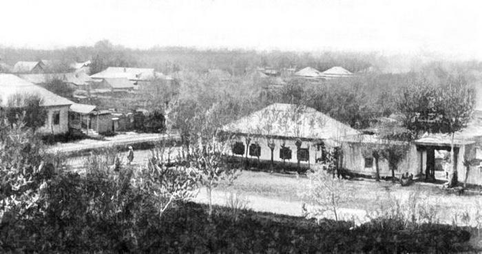 Город Пржевальск в 1913 году.