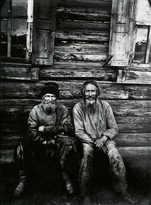 Типы старообрядцев. Россия, Семеновский уезд, конец ХIX - начало ХХ века.