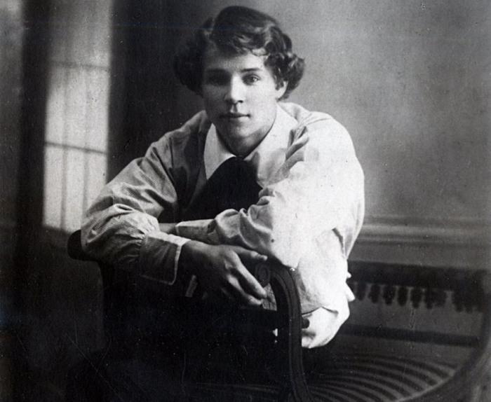 Сергей Есенин, 1914 год.