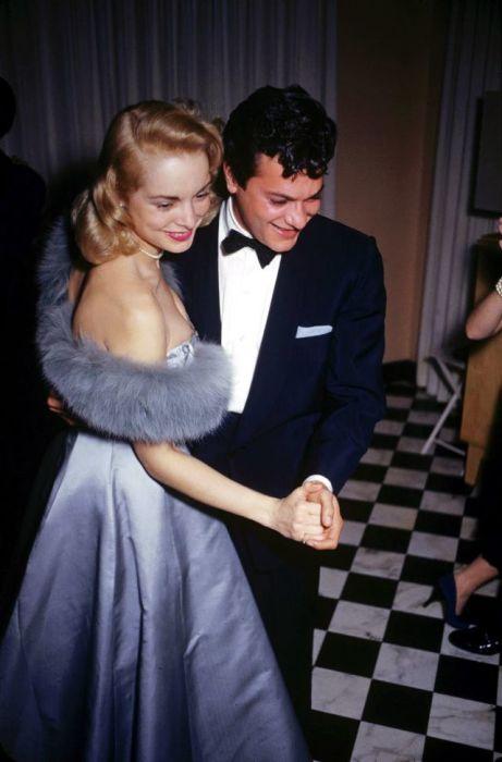 Известные актёры, которые пользовались широкой популярностью в конце 1950-х.