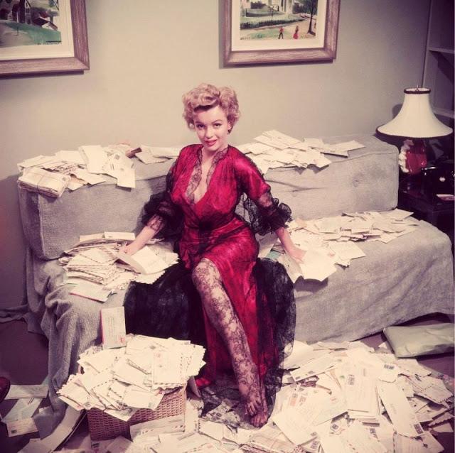 Актриса, которая стала одним из наиболее культовых образов американского кинематографа и всей мировой культуры.