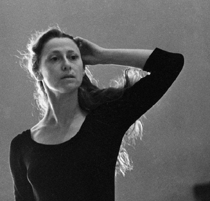 Несравненная Майя Плисецкая в 1963 году.