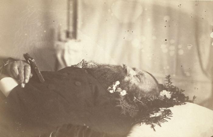 Умерший миллионер из города Кяхты.