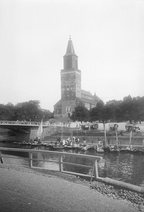 Главный лютеранский храм в Финляндии.