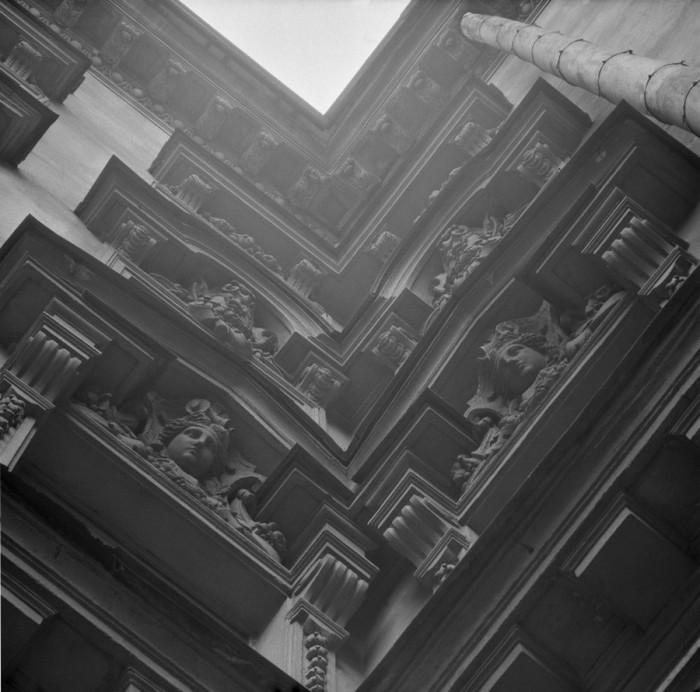 Памятник архитектуры культурной столицы России.
