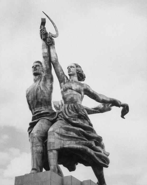 Идеал и символ советской эпохи.