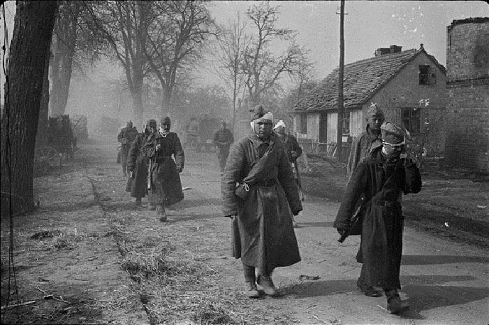 Редкие фотографии времён Великой Отечественной войны.