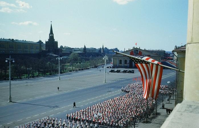Фотографии, которые рассказывают о жизни в СССР.