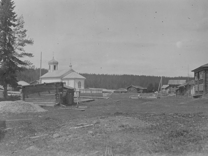 Село, которое не коснулась Первая мировая война.