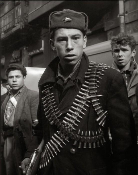 Венгерское восстание стало одним из наиболее драматических событий периода холодной войны.