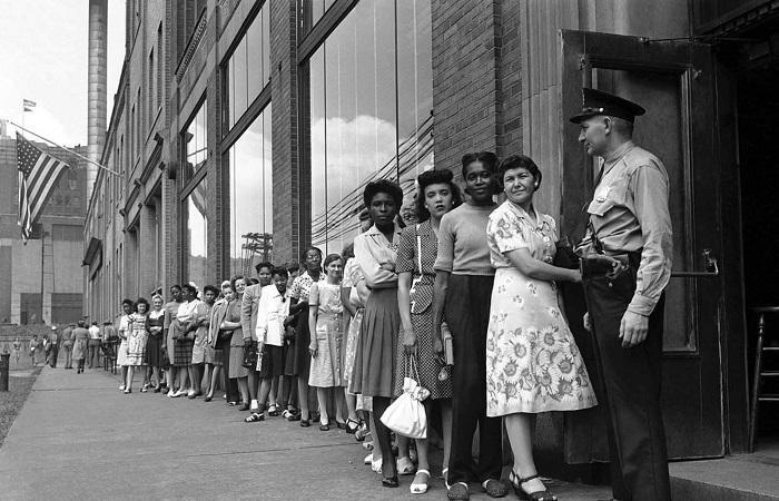 Америка в начале 20 века.