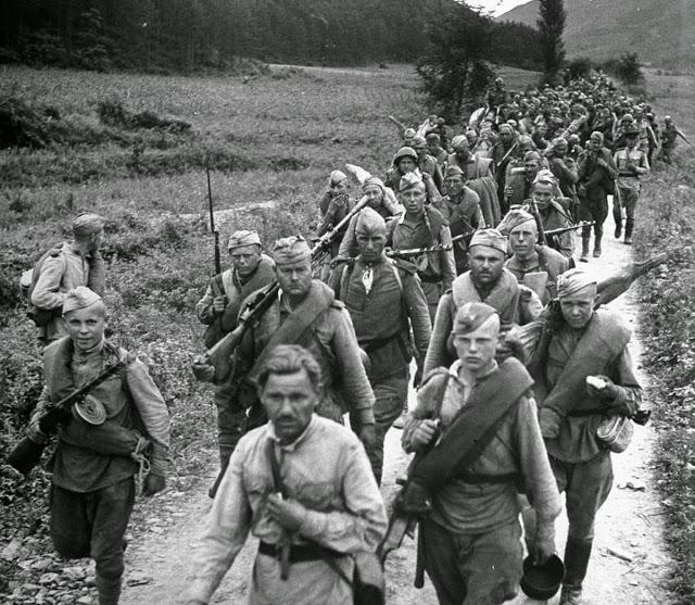 Войска оперативно-стратегического объединения Вооружённых сил СССР находившиеся в Северной Корее.