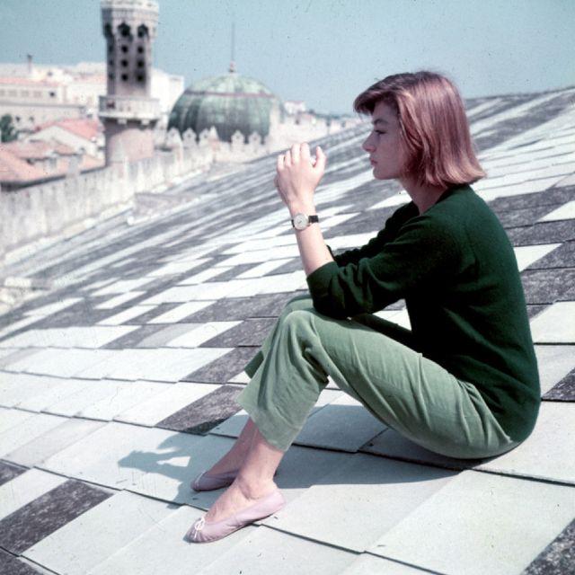 Фотосессия на крыше отеля «Excelsior Venice».