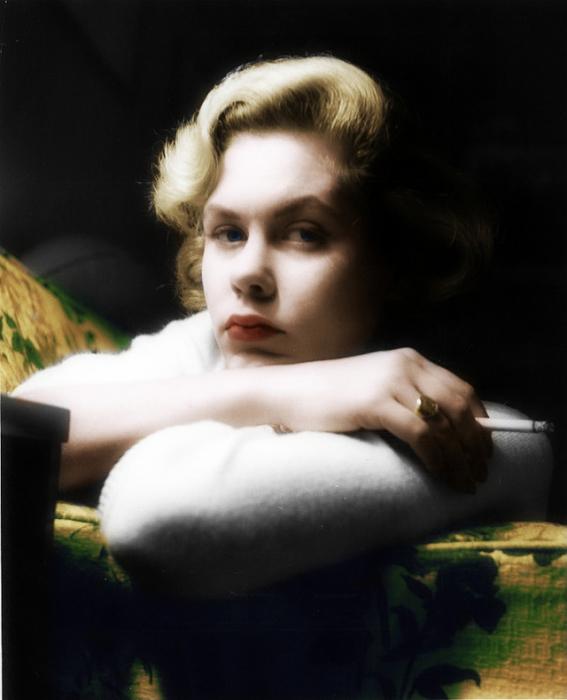 Американская актриса. которая родилась в Лос-Анджелесе в семье актёров.