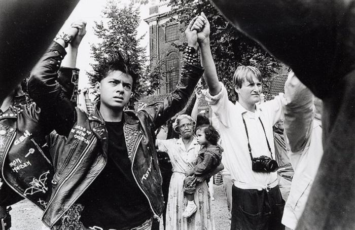 Жизнь нидерландской молодёжи в 1980-е годы.