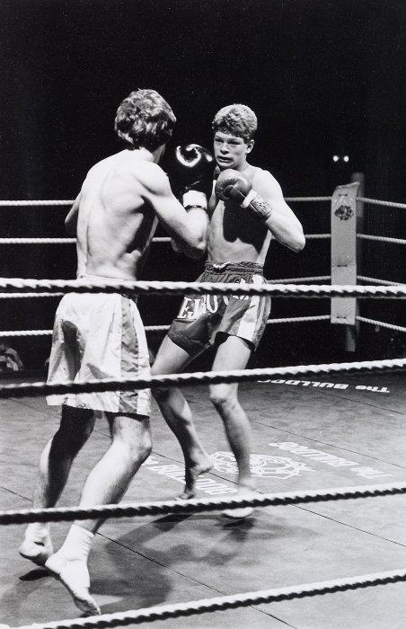 Решающий поединок за звание чемпиона. Амстердам, 1984 год.