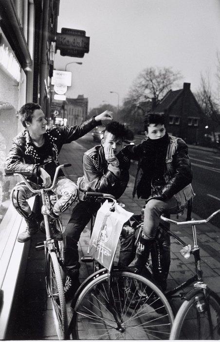 Яркие представители субкультуры, возникшей в конце 1960-х.