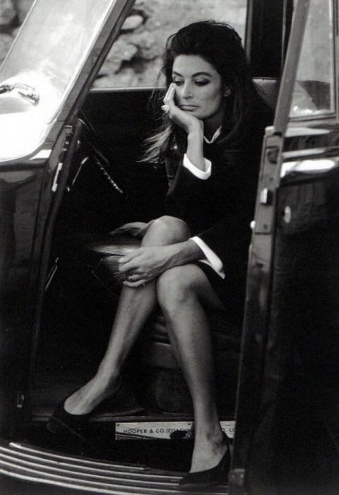 Самая элегантная французская актриса ХХ века.