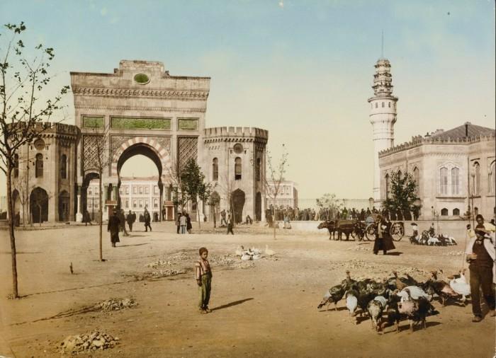 Город святого Константина, 1888 год.