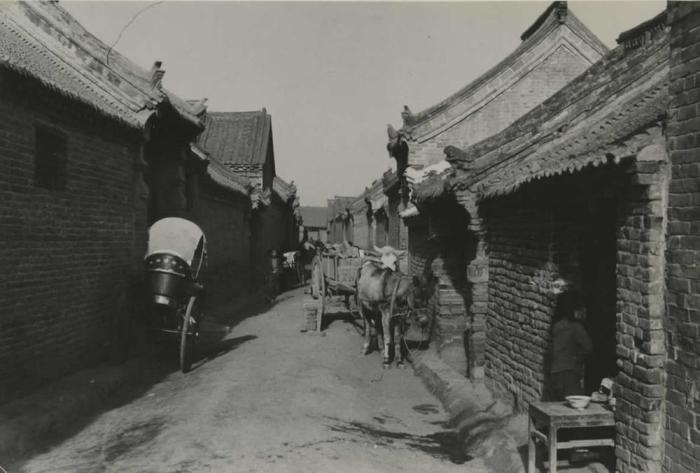 Провинция на востоке центральной части Китая, 1900 год.