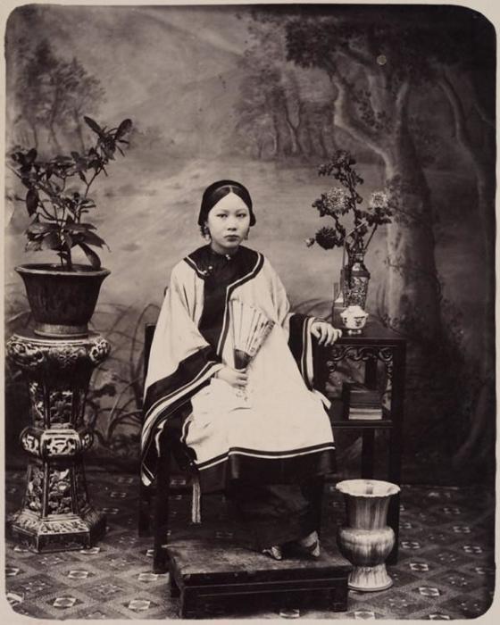 Фотография из частной коллекции, 1860 год.