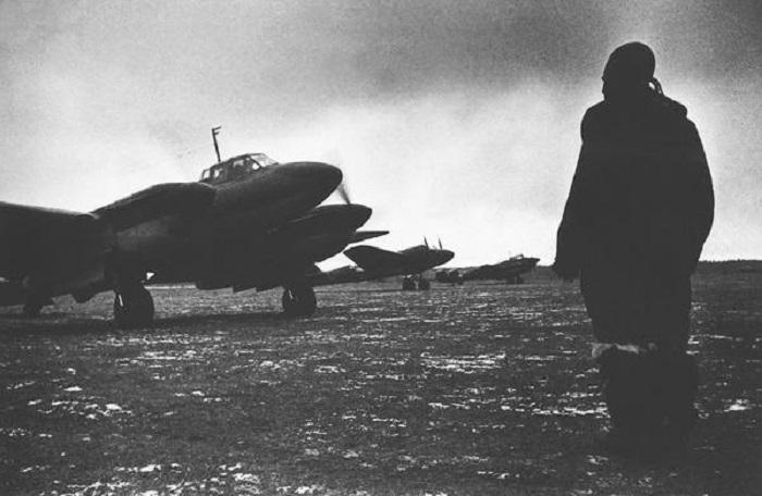 Самолёты Северного оперативно-стратегического объединения ВВС СССР во время Великой Отечественной войны.