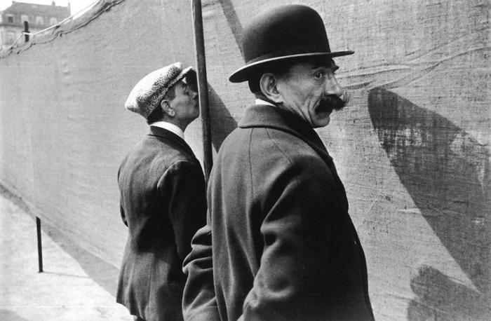 Арестованные. Брюссель, 1932 год.