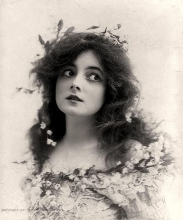 Американская актриса эпохи раннего немого кино.