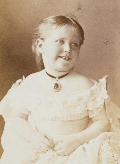 Императрица Александра Фёдоровна Романова. Германия, Дармштадт, 1876 год.