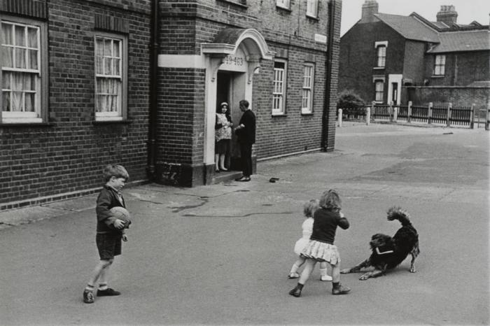 Ист-Энд, Лондон, 1966 год.