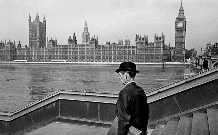 Символ Лондона и Великобритании, 1966 год.