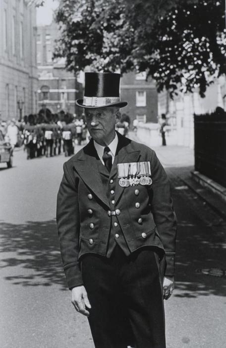 Ветеран. Великобритания, Лондон, 1966 год.