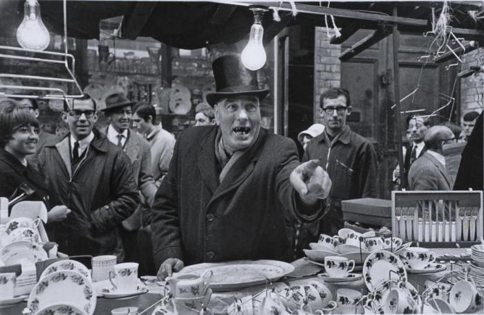 Мидлсекс, Лондон, 1966 год.