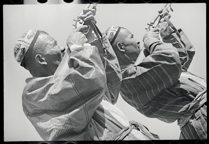 Тренировки профессиональных стрелков и охотников. Фото: Max Penson.