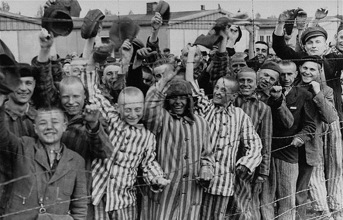 Концентрационный лагерь Дахау глазами американских солдат.