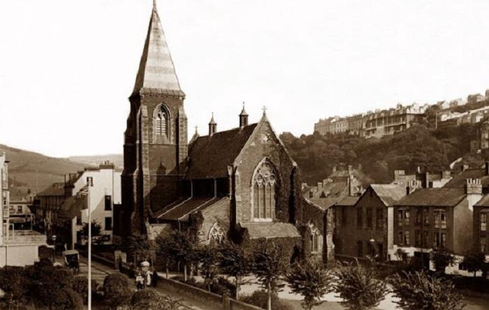 Церковь, которая была построена в честь мученика Филиппа.