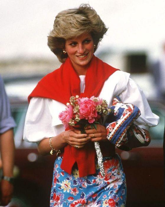 Первая жена принца Уэльского Чарльза.