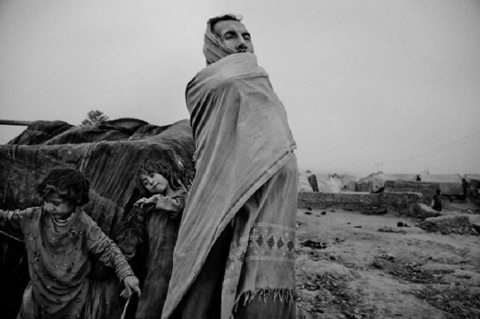 Работа афганского документального фотографа.