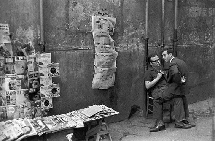 Французский фотограф и мастер реалистичной фотографии XX века.