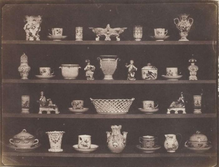 Товары из Китая в 1844 году.