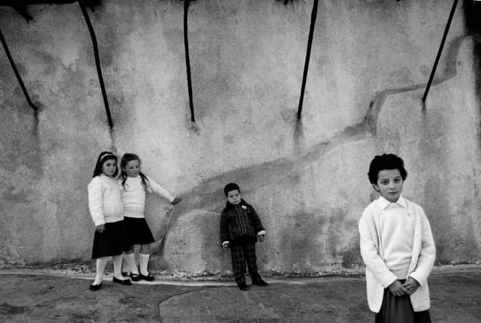 Остров Кея, Греция, 1980 год.