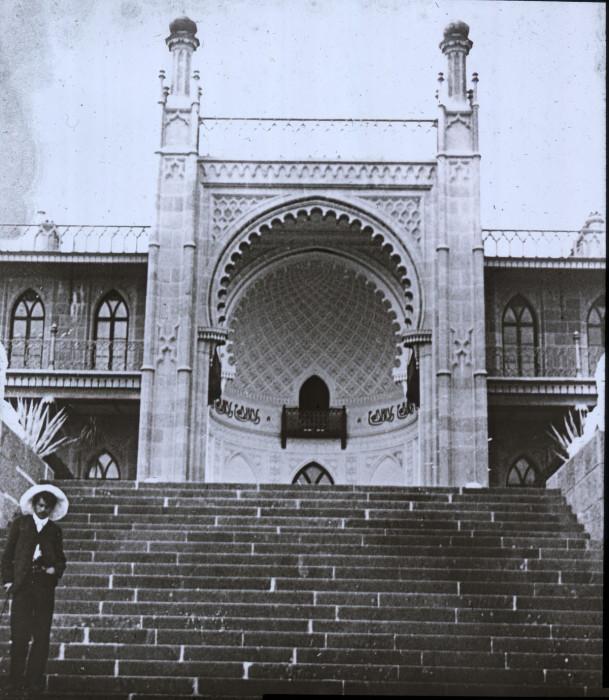 Арка в Мавританском стиле.